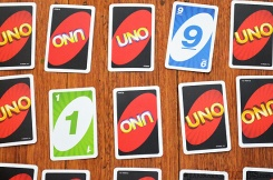 ten go fish w: uno