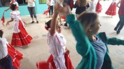fran costa rica dancing