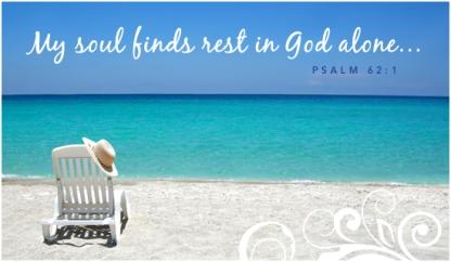 soul-finds-rest verse sabbath