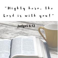 breath Judges 6:12