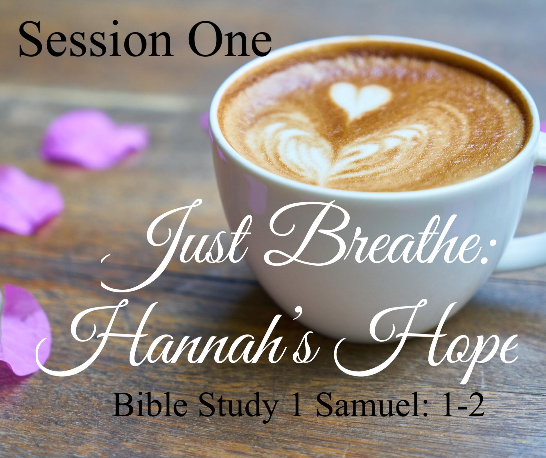 just breathe session 1 hannah